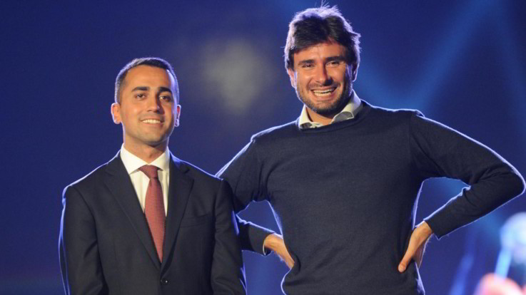 M5S, Di Maio-Dibba cercano spunto per le europee: obiettivo è rimontare la Lega