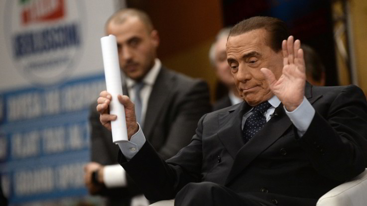 """Fi, Berlusconi detta la linea: """"Ignorare Salvini e avanti con l'operazione scoiattolo"""""""