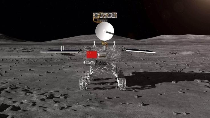 Luna, è cinese la prima sonda ad atterrare sulla faccia nascosta del satellite