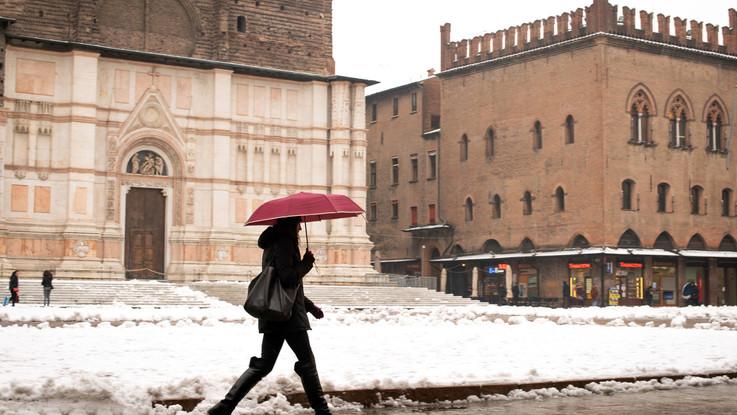 Temperature basse e neve: il meteo del 3 e del 4 gennaio