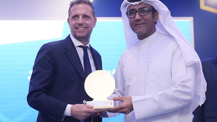 Globe Soccer, a Dubai i big del calcio. Paratici parla degli 8 anni alla Juve
