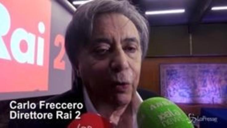 """Televisione, Carlo Freccero: """"Riporterò Luttazzi in Rai"""""""
