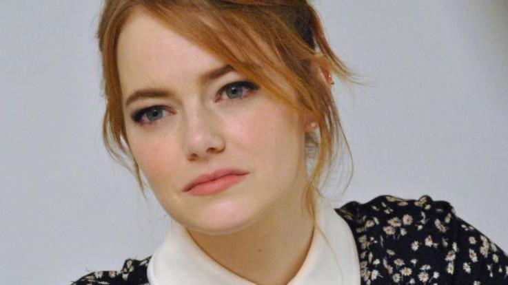"""Emma Stone: """"Non sono mai stata una femme fatale, piaccio per altri motivi"""""""