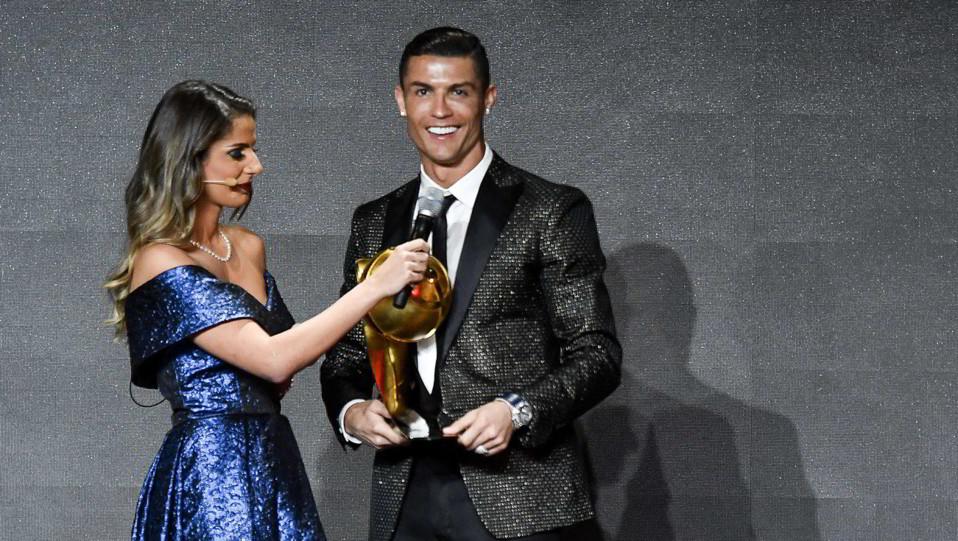 Cristiano Ronaldo, premiato per il miglior gol del 2018 ©