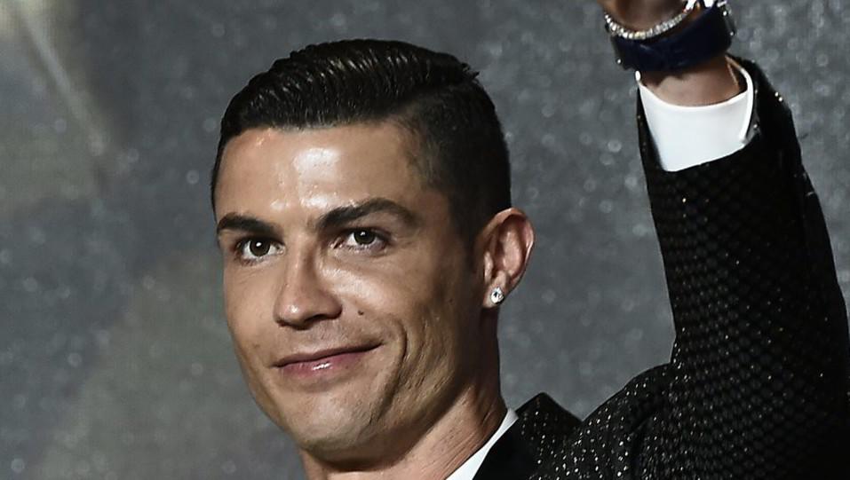 Cristiano Ronaldo ©