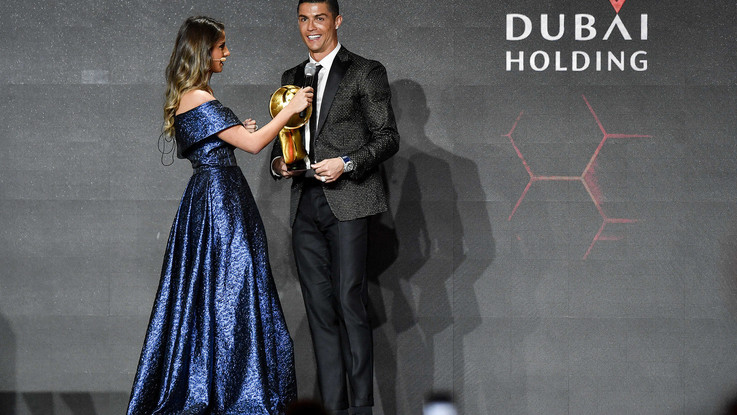 Globe Soccer Awards, Juve regina anche a Dubai: Ronaldo miglior giocatore