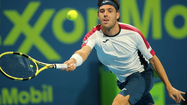 Tennis, bene Cecchinato a Doha. Batte Lajovic e va in semifinale