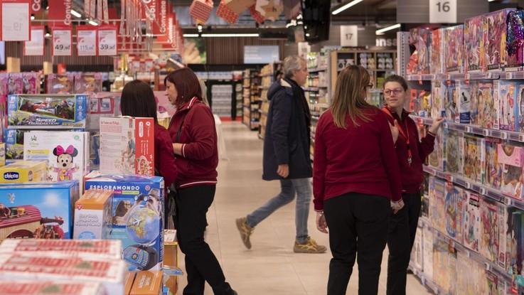 Istat, frena l'inflazione a dicembre: più 1,1% su base annua