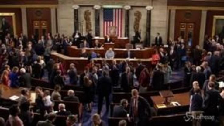 Usa, Nancy Pelosi eletta nuovamente speaker della Camera