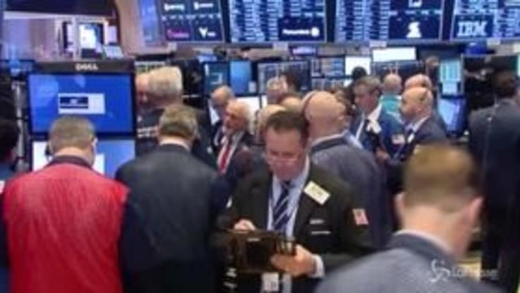 Apple crolla e affossa anche le Borse europee