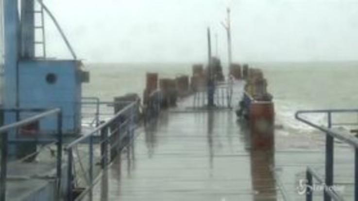 Thailandia, è arrivata la tempesta tropicale 'Pabuk'