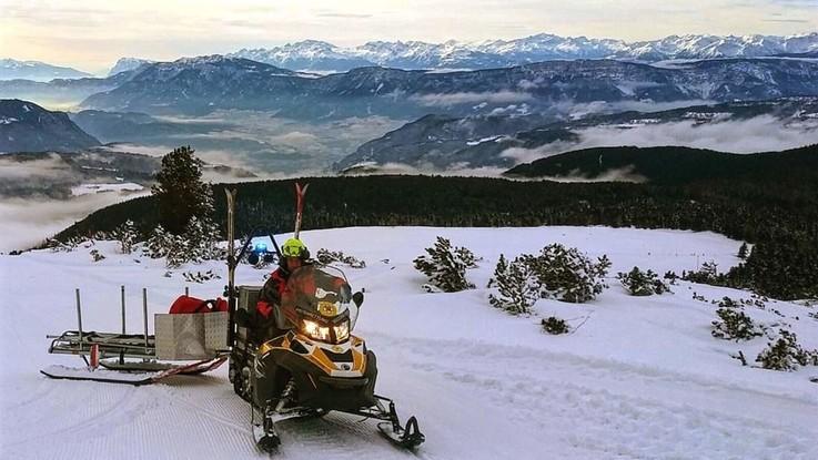Ancora una tragedia sulla neve, bimba di 8 anni muore in slittino al Renon