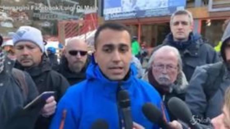 """Reddito di cittadinanza, Di Maio: """"E' per gli italiani, alziamo tetto di 5 anni di permanenza per i migranti"""""""