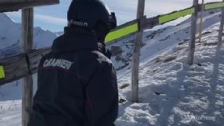 Bimba morta sulla neve, sequestrate le piste di Sauze d'Oulx