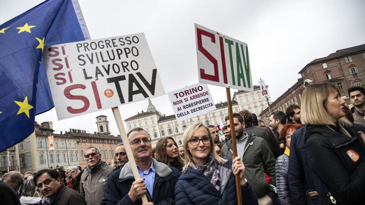 Tav, le 'madamine' per il sì tornano in piazza il 12 gennaio a Torino