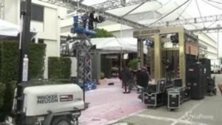 Golden Globe, gli ultimi preparativi per la 76esima edizione