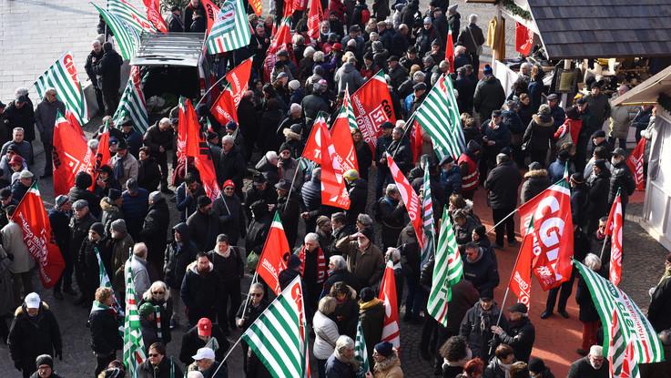 Sindacati critici su reddito di cittadinanza e quota 100, si avvicina la protesta nazionale