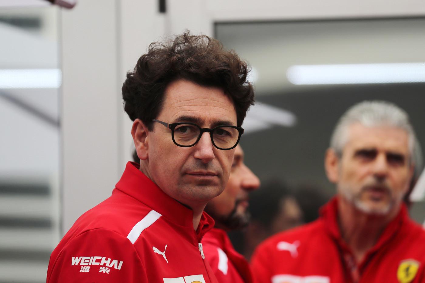 Ribaltone Ferrari, via Arrivabene: Binotto al comando