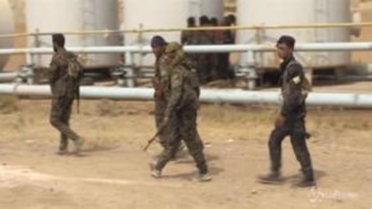 Siria, morto un italiano filo-curdo che combatteva l'Isis