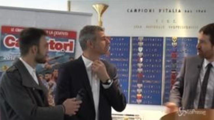 """Toldo e il gol in Inter-Juve: """"Vieri non l'ha toccata. Ma doveva vincere la classifica capocannonieri..."""""""