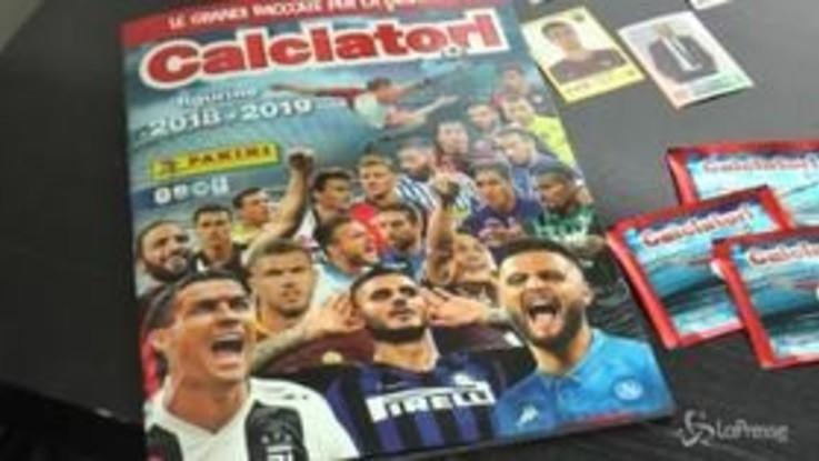 Calciatori Panini 2018-19: a Milano presentato il nuovo album con Cristiano Ronaldo in copertina