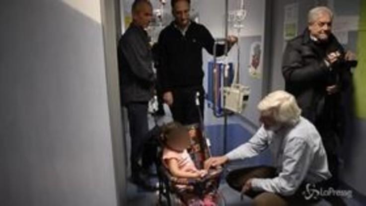 Torino, ricostruito esofago a bimba di 3 anni: riuscito l'intervento