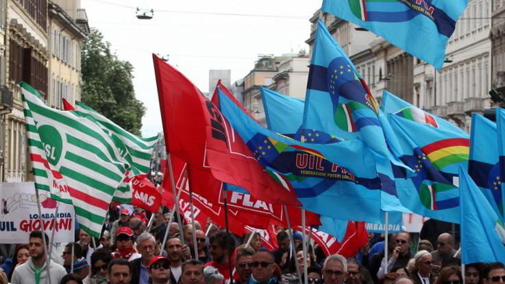 """Manovra, sindacati in piazza sabato 9 febbraio: """"Serve confronto"""""""