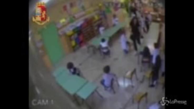 Frosinone: maltrattavano bambini, fermate due insegnanti