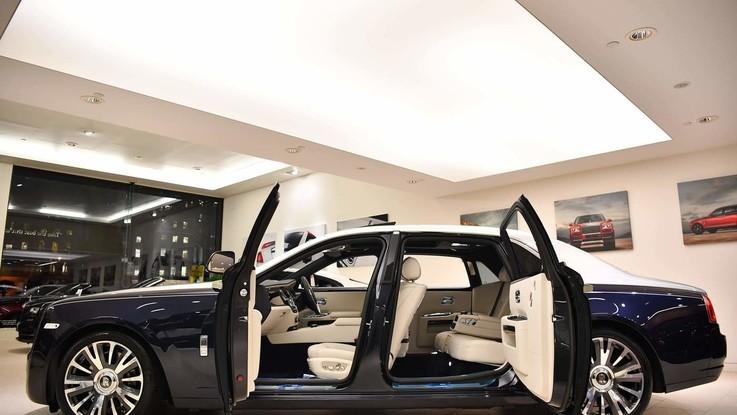 Rolls Royce, record nel 2018 con 4.107 auto vendute