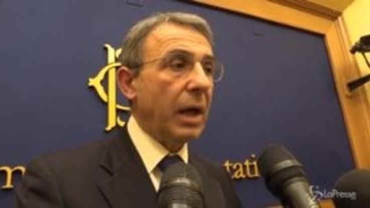 """Trivelle, il ministro Costa: """"Si voti l'emendamento"""""""