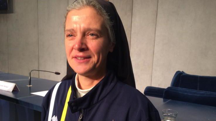 """Vaticano, la runner Suor Marie: """"Corro perché posso lodare e pregare Dio"""""""