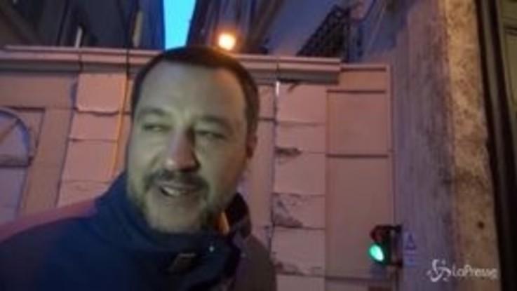 """Fondi per disabili, Salvini: """"Io come San Tommaso, se non vedo non credo"""""""
