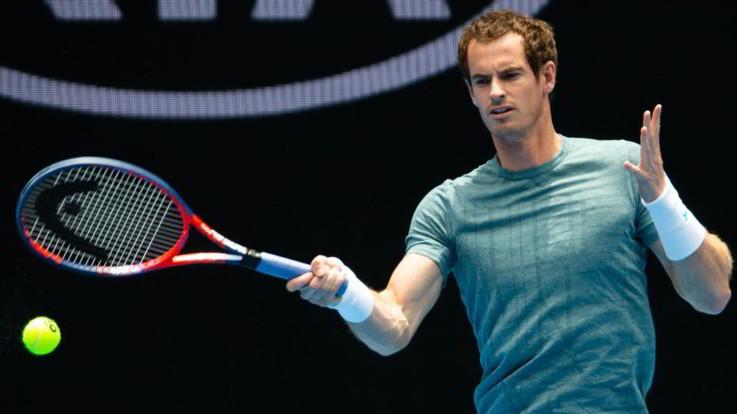 "Tennis, Andy Murray si ritira: ""Troppo dolore, non so se arriverò a Wimbledon"""