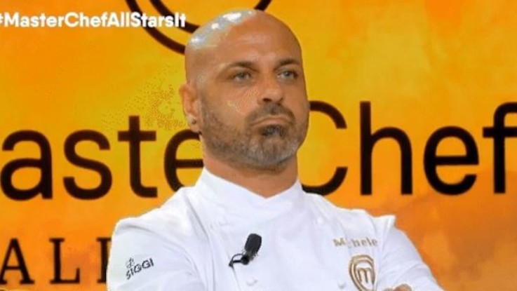 Michele 'il cannibale' vince MasterChef All Stars