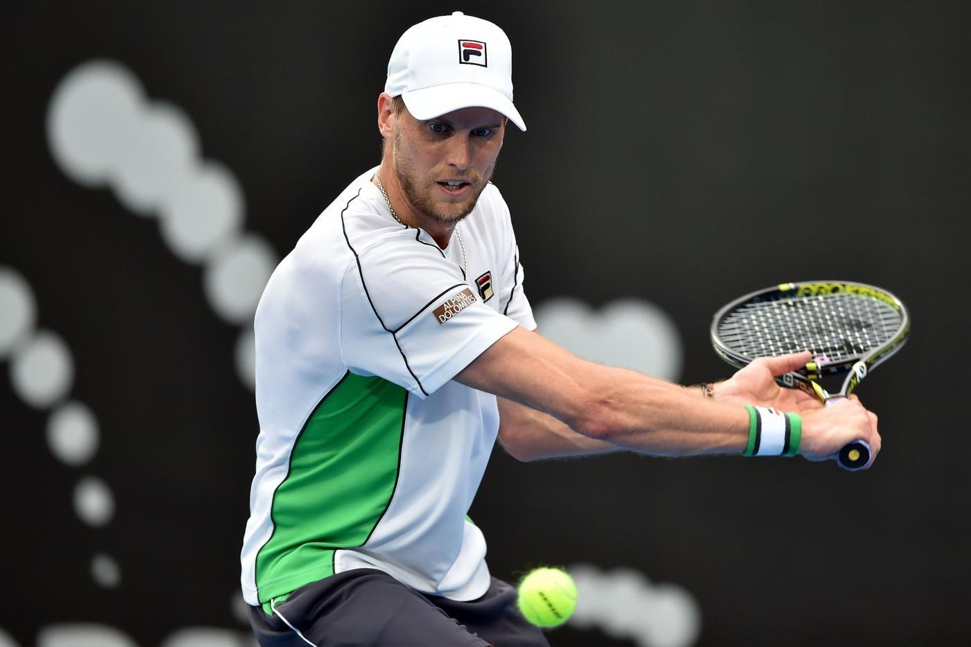 Tennis, Andreas Seppi va in finale a Sydney, battuto Schwartzman