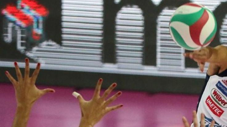 Juve-Milan a Gedda, il Volley sta con le donne: a Cremona il flash mob della Serie A1