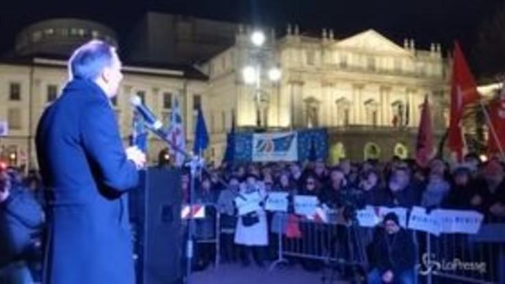 """Governo, Sala: """"Politica ha senso solo se c'è solidarietà"""""""