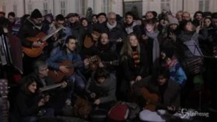 Torino, cantata anarchica per Fabrizio De André