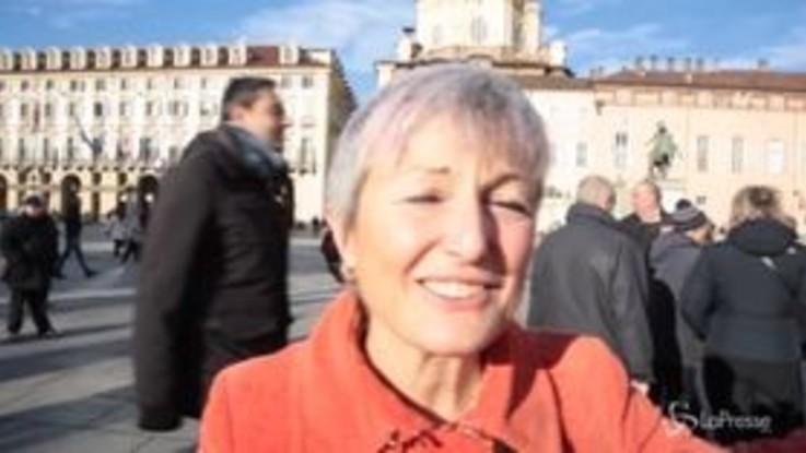 """Sì Tav in piazza a Torino, le organizzatrici: """"Il governo abbia il coraggio di decidere"""""""