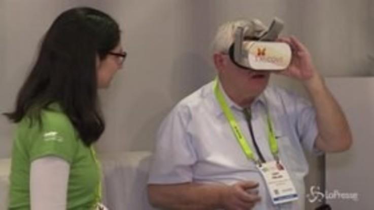 Dall'assistente virtuale alle scarpe smart, la tecnologia per gli anziani a Las Vegas