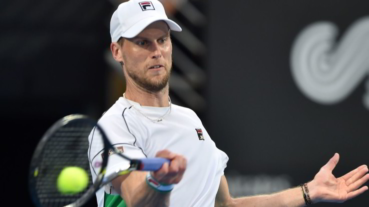 Atp Sydney, Seppi ko in finale, De Minaur vince in due set