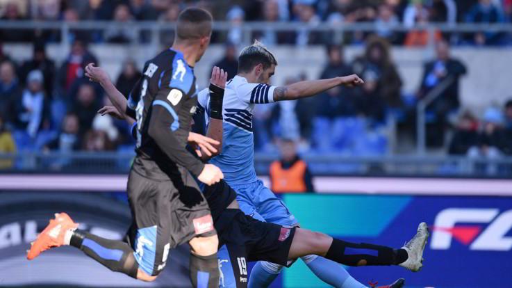 Coppa Italia, Lazio-Novara 4-1 | Il Fotoracconto