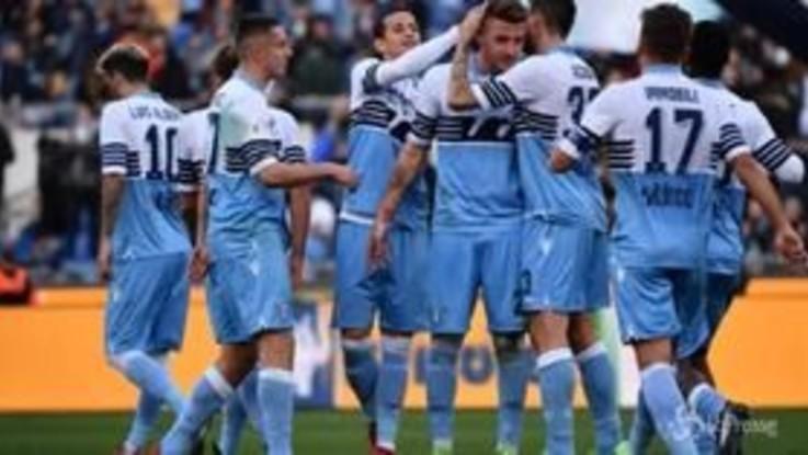 Lazio, cori razzisti e antisemiti durante la Coppa Italia
