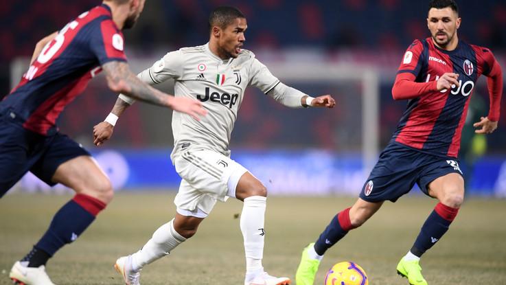 Coppa Italia, Bologna Juventus 0-2 | Il Fotoracconto