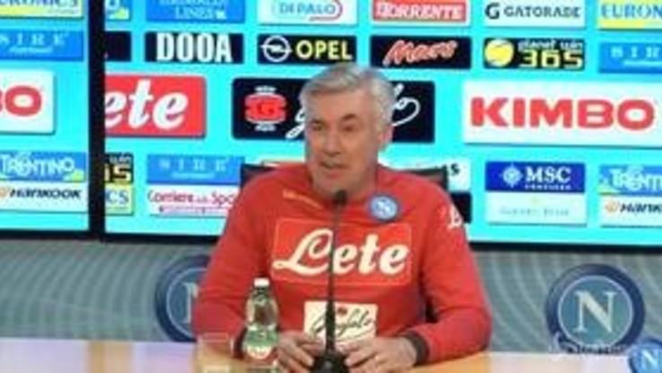 """Ancelotti: """"In caso di cori razzisti, interrompere la partita"""""""