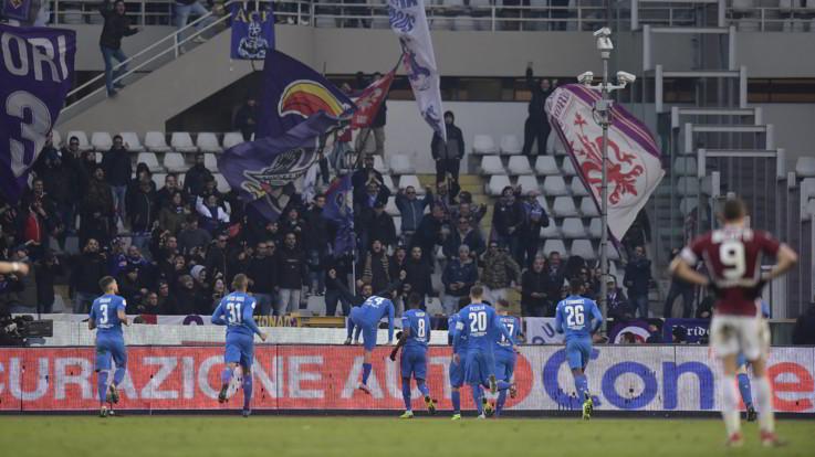 Coppa Italia, Fiorentina ai quarti: Chiesa stende il Toro nel finale