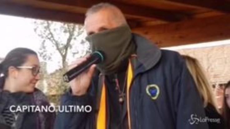 Mafia, Capitano Ultimo ricorda l'arresto di Totò Riina