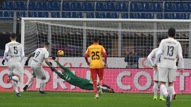 Coppa Italia, Inter-Benevento 6-2 | Il fotoracconto