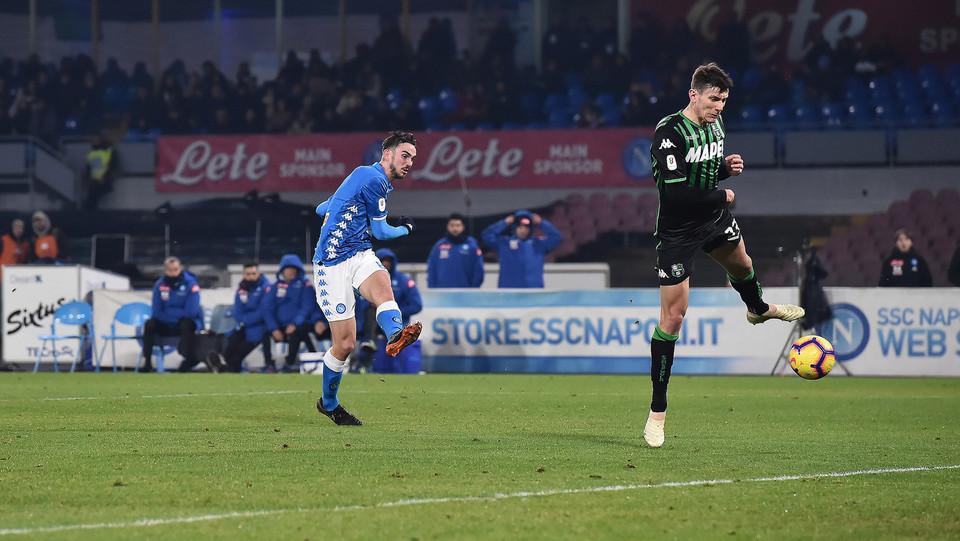 Fabian Ruiz realizza il secondo gol ©