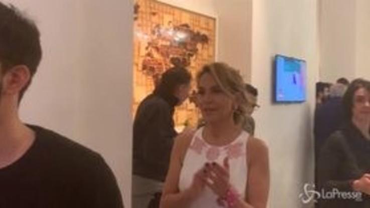 "Barbara D'Urso spumeggiante al live tweeting per la prima puntata de ""La Dottoressa Giò"""